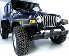 """Extended Size 7"""" Fender Flare Kit for Jeep Wrangler  1997-2006 Rugged Ridge"""