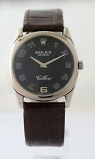 Rolex Cellini Ref#4233 18k White Gold Wristwatch