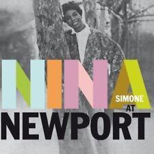 Nina Simone At Newport Vinyl 180g Record LP Album Brand New