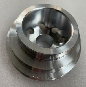 Underdrive Crank pulley FOR Nissan S13 S14 S15 SR20 SR20DET