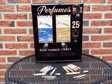 Parfumautomat 1940-1950.   Vintage Perfume Vending Machine.