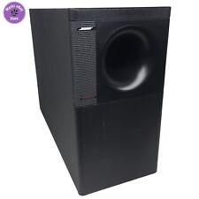 New listing Bose Acoustimass 5 Series ii subwoofer speaker Black !