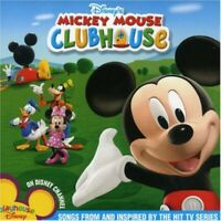 Mickey Mouse Clubhouse - Music CD - Disney -  2006-10-03 - Walt Disney Records -