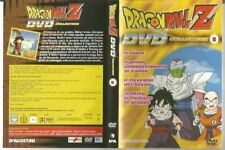 DVD COLLECTION-DRAGONBALL Z-N.3-DE AGOSTINI-4 EPISODI-2006