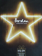BODEN CLOTHING CATALOGUE CHRISTMAS 2013 GREAT BRITISH STYLE