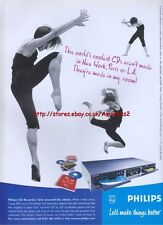 Philips CD Recorder 1999 Magazine Advert #2652