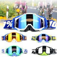 Motocross Motorbike Goggles MX ATV Enduro Off-road Bike MTB Glasses Anti-UV
