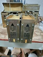Rowe 4-50346-03 Bill Stacker used (set of 2) Bc1400