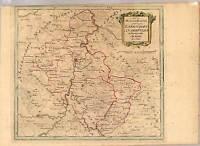 Hessen-KASSEL Kupferkarte Reilly 1791