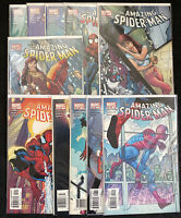 The Amazing Spider-Man Marvel Comics High Grade Lot @ $4.99 A Comic! REALLY! 😳