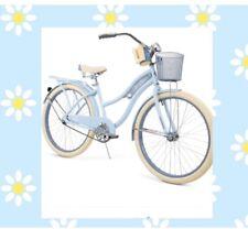 Huffy Nel Lusso 26 inch Cruiser Bike New - Baby Blue