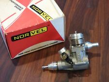 Norvel AMA  .049 R/C 1/2A Glow Engine for Model Airplanes