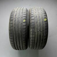 2x Nexen N blue HD Plus  215/60 R16 95V DOT 0619 Sommerreifen 7,5 mm