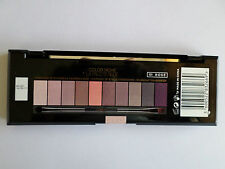 L'Oreal Paris La Palette Nude Rose Color Riche Eye Shadow and Brush Compact Set