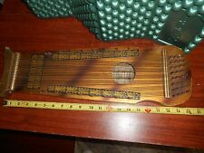 Vintage 1930s Marx Toy Violin Uke Musical Instrument Guitar Strum