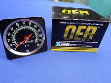 NEW 1969 69 Camaro Speedometer 120 MPH Standard Speedo RS SS Z28 OER 6482887