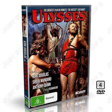 Ulysses (1954) : Kirk Douglas Anthony Quinn :  New DVD