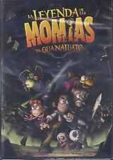 DVD  - La Leyenda De Las Momias De Guanajuato NEW FAST SHIPPING !