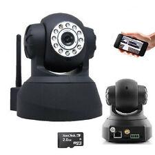 TELECAMERA A INFRAROSSI WI-FI PER VIDEOSORVEGLIANZA CON IL TELEFONINO IP CAMERA