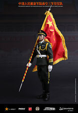 DAM TOYS 1:6 PLA Chinese Army Honor Guard Standard Bearer Action Figure 78029A