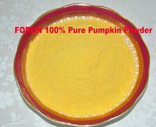 FORUN Top Grade Pumpkin Powder 4kg -100 Pure Golden Yellow Colour
