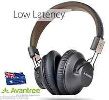 Premium Avantree TV Audition Pro Low Latency Bluetooth 4.1  NFC Headphones 40mS