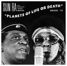 SUN RA - PLANETS OF LIFE OR DEATH AMIENS '73 - CD SIGILLATO 2015
