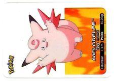 POKEMON LAMINCARDS CARTE CARD 036 MELODELFE CLEFABLE