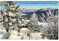 CPA 73 Savoie Aix-les-Bains Le Revard en Hiver