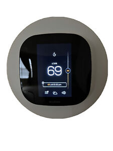 ecobee 3 Smart Thermostat - Black with 2 Temp Sensors