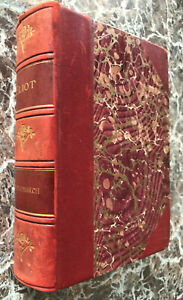 Middlemarch, by George Eliot ~ C.1900, Fine Bindng