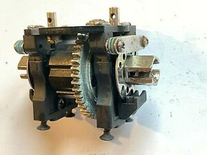 XTM Terminator XT2 Central Gearbox, complete with brakes and steel spur gear.
