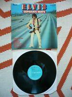 Elvis Presley Separate Ways Vinyl UK RCA Camden 1973 1st Press 1E/1E LP EXC