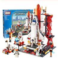 M COSTRUZIONI NAVICELLA RAZZO SPAZIALE SHUTTLE SPAZIO IDEA REGALO TIPO LEGO