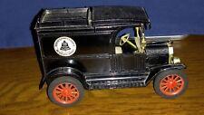 Ertl Diecast Metal Bank 1913 Model T Ford Van Replica Bell Telephone Truck