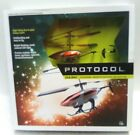 DASH PROTOCOL 3 CHANNEL REMOTE CONTROL FLYING DRONE HELICOPTER LED LIGHTS