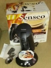 Senseo Gourmet Coffee Pod Machine Black SL 7810/65 New