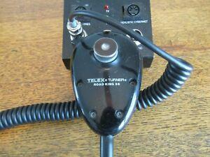 Telex Turner Road King 56 Handheld CB Radio Microphone 4 Pin