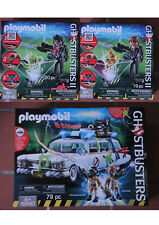 Playmobil Ghostbusters au choix Ecto-1,Spengler,Bouffe-tout,9220,9222,9346,9347