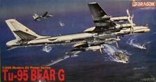 Dragon DML 1:200 Tu-95 Bear G Plastic Model Kit #2006U