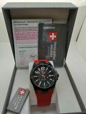 Swiss Alpine Military by Grovana Taucheruhren 10 ATM 100 M wasserdicht Silikonba
