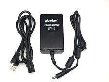 """STRYKER 15V POWER SUPPLY ONLY, PN 240-030-921, OEM for 19"""" SV-2 MONITOR"""