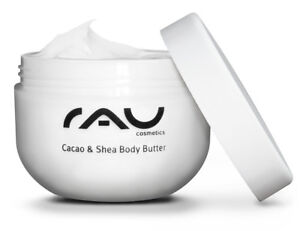 Cacao And Shea Body Butter 200 ML for A Soft and Smooth Skin Feel RAU Cosmetics