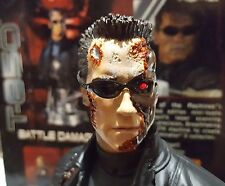 GENTLE GIANT TERMINATOR 3 RISE OF THE MACHINES BATTLE DAMAGED T-850 BUST Light