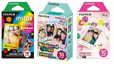 New Fujifilm Instax Mini instant Cheki Film 8 25 50s 90 Camera Share 3 set C Jp