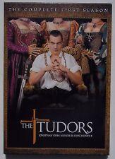 DVD. THE TUDORS SEASON 1. 4 DISC SET W/ SLIPCOVER. SHOWTIME. HENRY The 8TH.