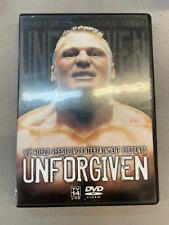 Wwe - Unforgiven 2002 (Dvd, 2002)