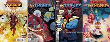 DEADPOOL vs THANOS (4) Issue Comic SET #1 2 3 4 Marvel 1st print lot 2015