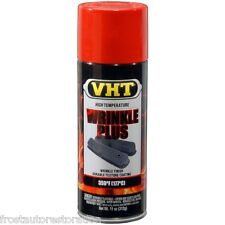VHT Red Wrinkle Finish Paint Aerosol 310ml Crackle Spray Crinkle Effect