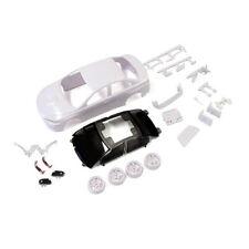 Kyosho MZN184 Mini-Z LANCER EVO X White Body Set w/ Wheels AWD
